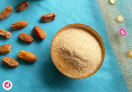 Dry Dates Powder