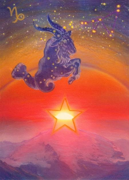 Capricorn – The Mount of Initiation
