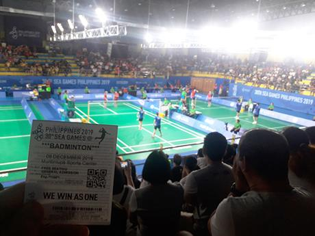 SEA Games (Badminton)