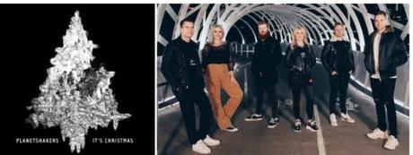 Planetshakers Band Releases First Full-Length Christmas Album, It's Christmas, Nov. 29
