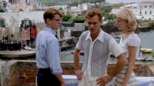 book to film: the talented mr. ripley