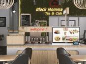 Black Momma Vodka Founder Open Cafe