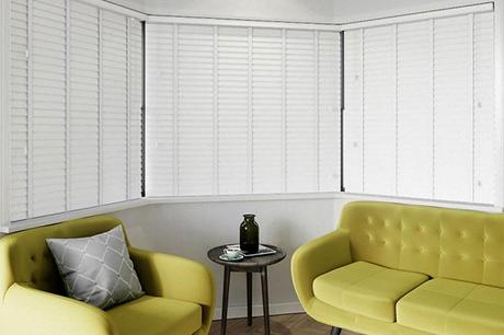 4 reasons to choose wooden blinds for your bay window