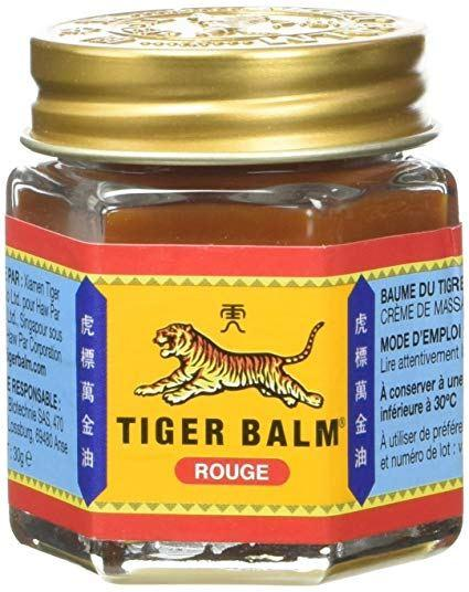Natural Remedies Topical Pain Relief Tiger Balm DIY