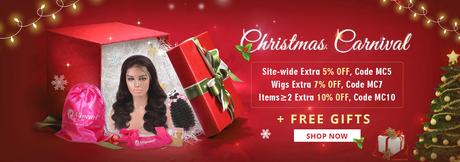 What's The Best Gift For Christmas 2019: Top 5 Long Human Hair Wigs For Christmas!
