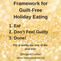 World's Worst Holiday Diet Tips
