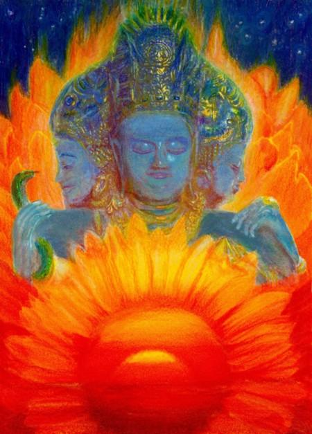 Ten Capricorn Paintings