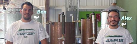 Alligator Bay's Authentic Florida Rums