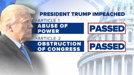 Trump Impeached- So What Happens Now?