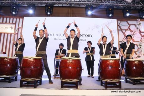 Yamazaki Whisky, Hibiki Whisky and Roku Gin Launches in India