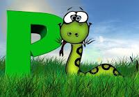 Image: P is for Python, by Gerd Altmann on Pixabay