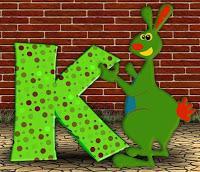 Image: K is for Kangaroo, by Gerd Altmann on Pixabay