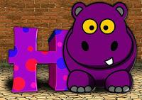Image: H is for Hippo, by Gerd Altmann on Pixabay