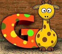 Image: G is for Giraffe, by Gerd Altmann on Pixabay