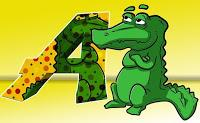 Image: A is for Alligator, by Gerd Altmann on Pixabay