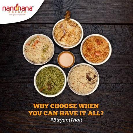 Hyderabad Chicken Biryani is Love! Head into the best Andhra Restaurant in Bangalore!