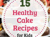 Healthy Cake Recipes Kids