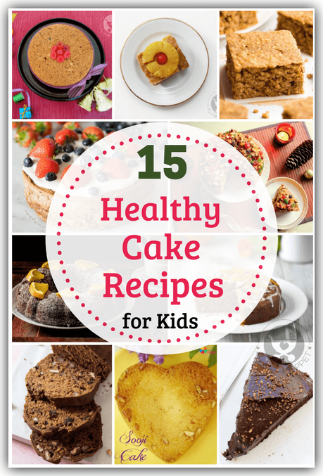 The festive season is a time to indulge, but you can still keep it healthy! Check out these healthy cake recipes for kids - and the whole family - to enjoy!