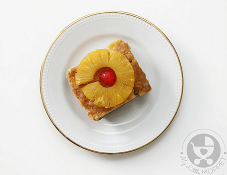 Cakes made with whole wheat flour are healthier and taste just as good, like this whole wheat pineapple upside down cake!