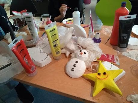 Festive UCLH Children's Workshop