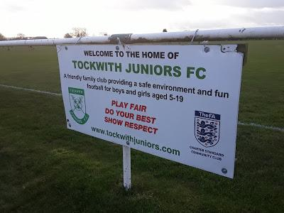 ✔713 Tockwith Sports Field