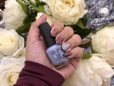 Posh Nails x OPI Chrome Effect Now Available!
