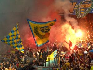 The most passionate football nation in Europe