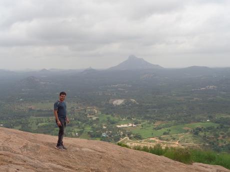 179) Bhairavadurga Fort Trek: (15/9/2019)