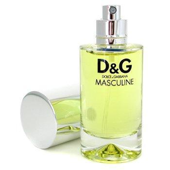 D&G Masculine Review
