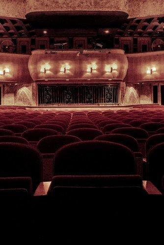 wedding venue ideas theatre