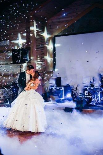 average price of a wedding band newlyweds dancing to wedding music