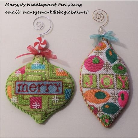 Ornament Finishes!
