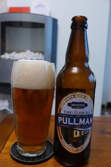 Tasting Notes: Hepworth: Pullman
