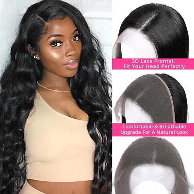New Upgrade: What is 3D Lace Frontal? What is 3D Lace Wigs?