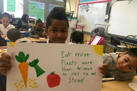 The Coalition for Healthy School Food