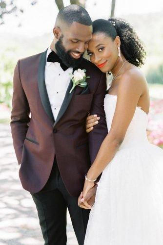 grooms attire details jacket with bow tie elizabethaustinphoto