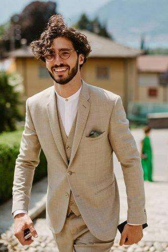 grooms attire details jacket vest country andreariviera
