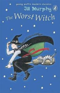 Beth And Chrissi Do Kid-Lit 2019 – NOVEMBER READ – The Worst Witch by Jill Murphy