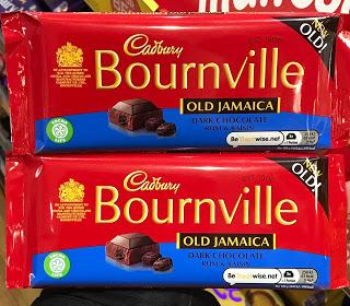 Cadbury Bournville Old Jamaica is back!