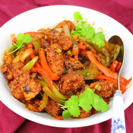 Special Chicken Tikka Masala #FoodieExtravaganza