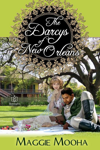 BOOK UNDER THE SPOTLIGHT: THE DARCYS OF NEW ORLEANS  BY MAGGIE MOOHA