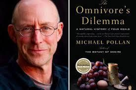 What we eat: The Omnivore's Dilemma (Part I)