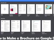 Make Brochure Google Docs 2020