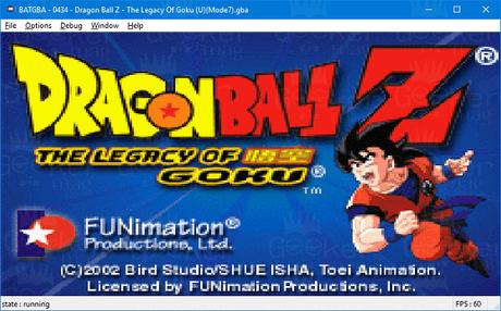 batgba-best gba emulator for windows