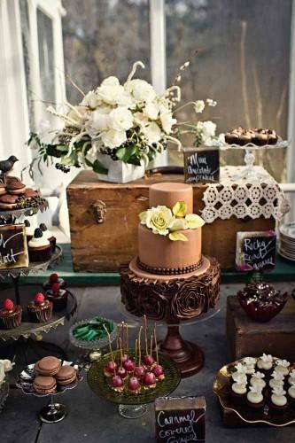 24 vintage to modern dessert table ideas swoon over it photography