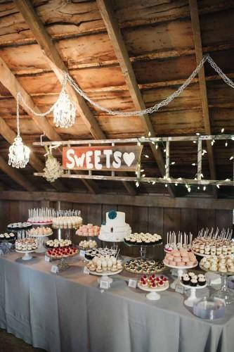 24 vintage to modern dessert table ideas photography paper antler