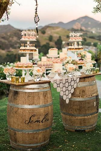 wedding dessert table ideas 2