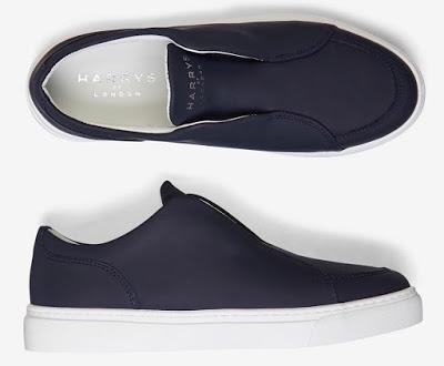 Contemporary Brand Harrys Of London Releases Sleek Shoe Line For Women
