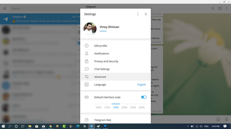 How to Export your Chats History or Entire Data in Telegram for Desktop
