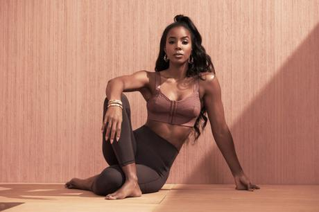 Kelly Rowland Launches Fabletics Winter 2020 Campaign